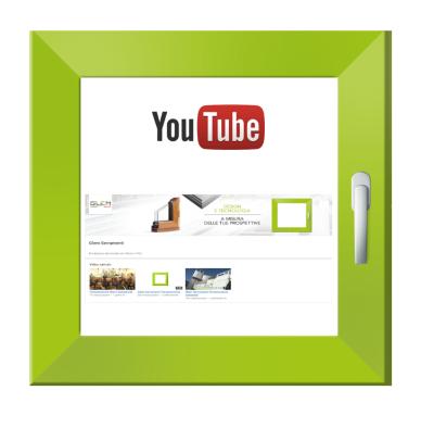 Glem Serramenti sur Youtube